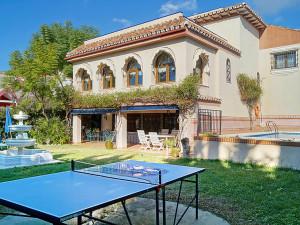 Villa Para Vacaciones en Málaga